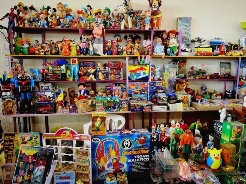 Un milione di giocattoli