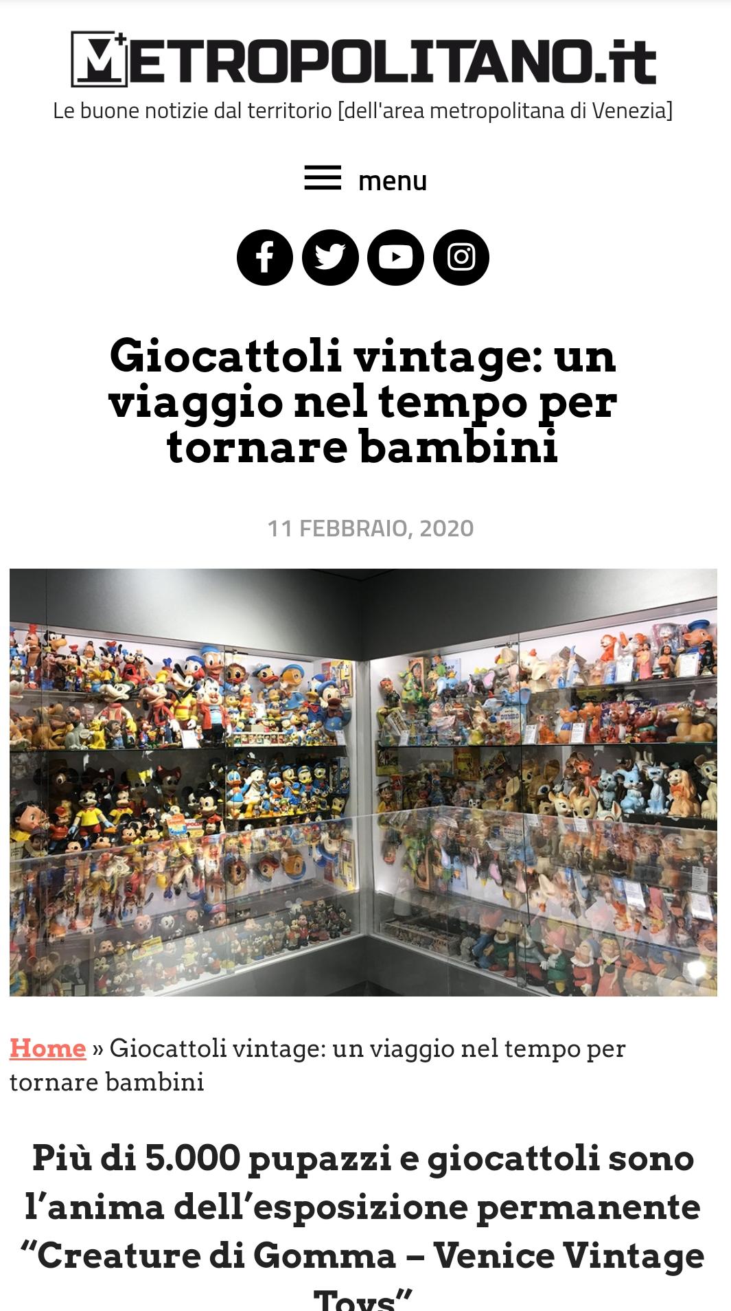 Il Metropolitano 12/02/2020